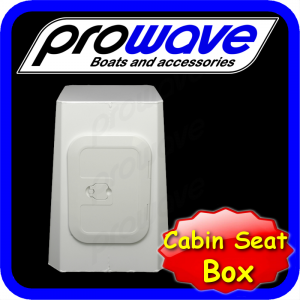 Seat box, cabin with door 450W x 450W x 610H 01