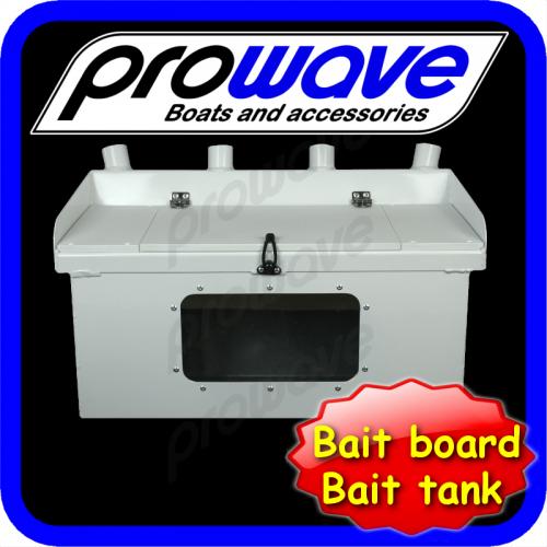 bait board bait tank