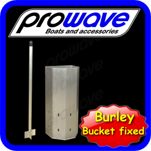 Burley bucket D shaped