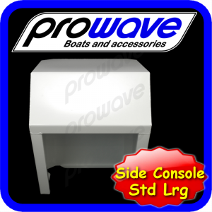 Console side standard 550W x 550D x 705H painted 01