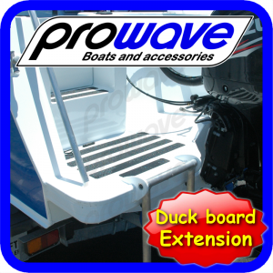 Duck board extension 01