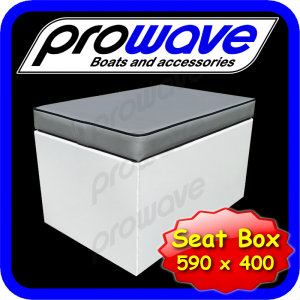 boat seat boxes