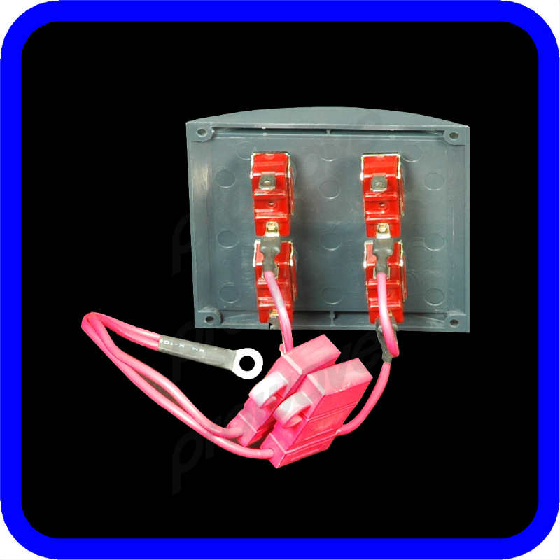 switch panel 4 way and alloy bkt 04