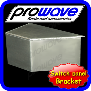 Switch panel, alloy braket only 01