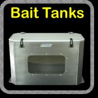 Live bait tank icon