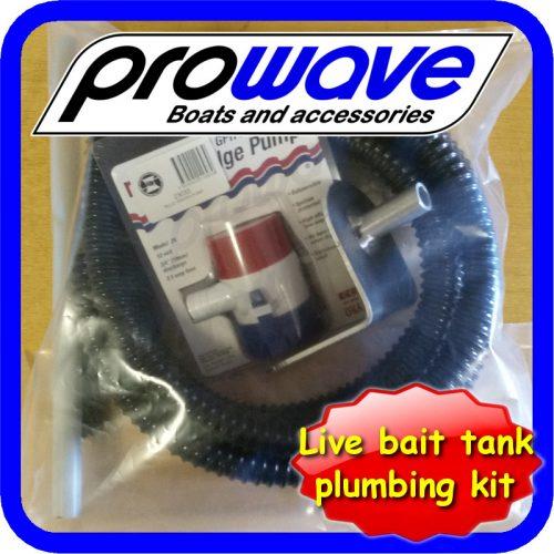 live bait tank kit