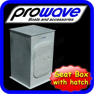 Seat box with Hatch