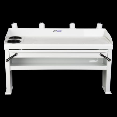 Prowave Bait board with Drawer and Self